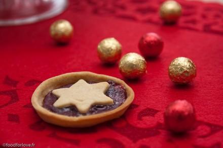 On Christmas Day ... Tartelettes Epicées à la Confiture