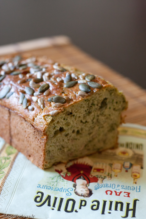 Cake Au Thon Frais Sans Gluten