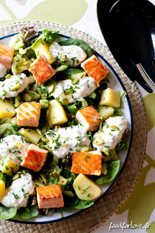 salade pdt saumon concombre marine-1