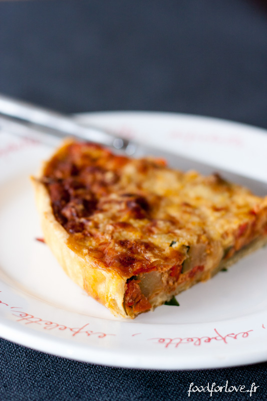 tarte ratatouille pecorino-8
