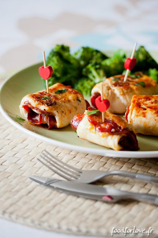 picata de poulet manchego chorizo-2