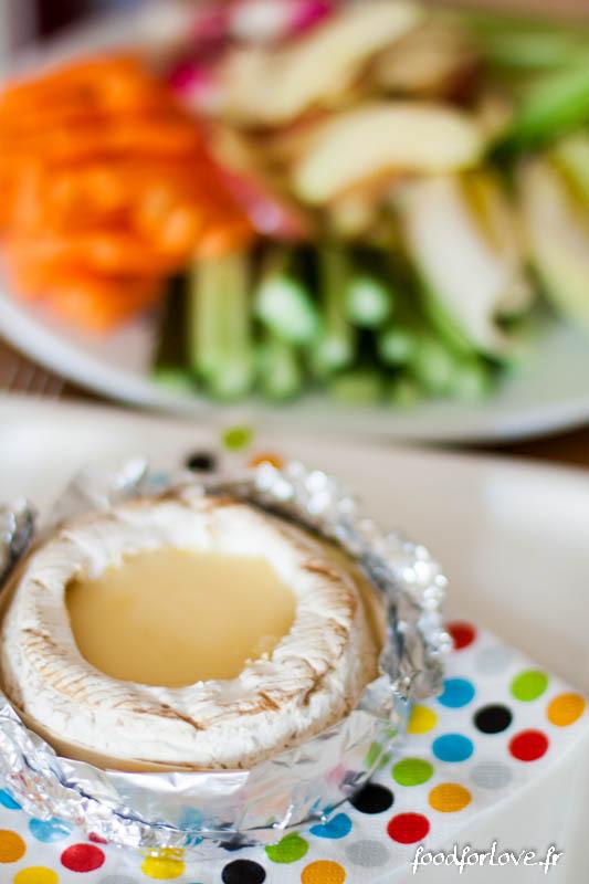 camembert roti crudites apero-5