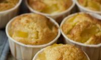 Muffins Ananas et Noix de Coco (Sans Beurre)