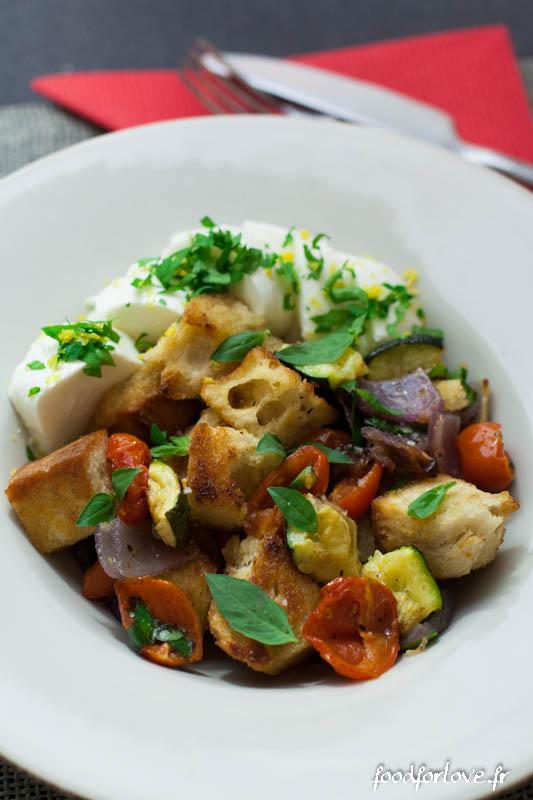 panzanella legumes rotis mozza gremolata-5