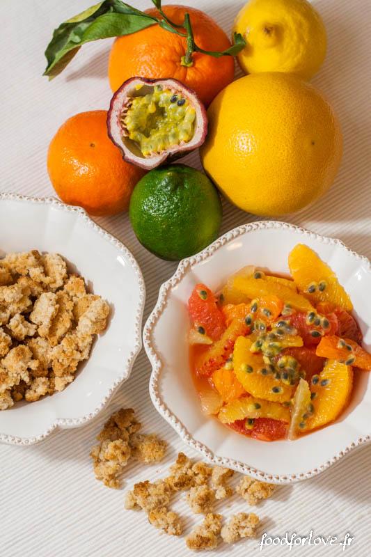 salade agrumes crumble coco contrex 2-5