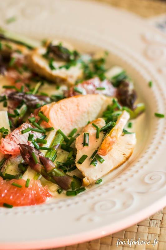 salade asperges crues poulet pamplemousse-3