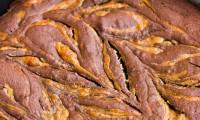 Brownies marbrés au Beurre de Cacahuète et Banane