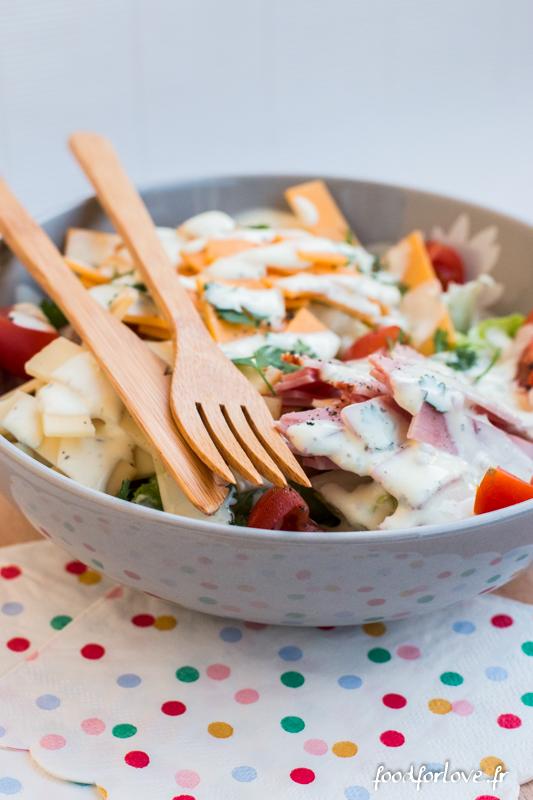 Chef Salad-10
