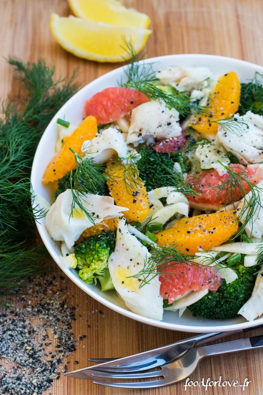 salade fenouil maquereau brocoli agrumes gomasio-11