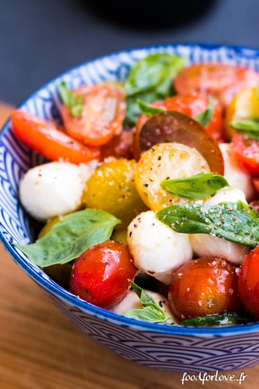 salade tomates multicolores mozza-7