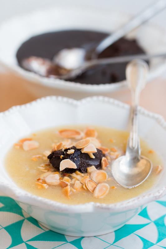 soupe glacee poires ganache choco lidl-11