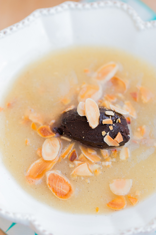 soupe glacee poires ganache choco lidl-15