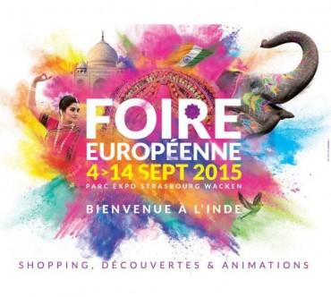 L'Inde à Strasbourg et dans mon Assiette ! #mafoireurop