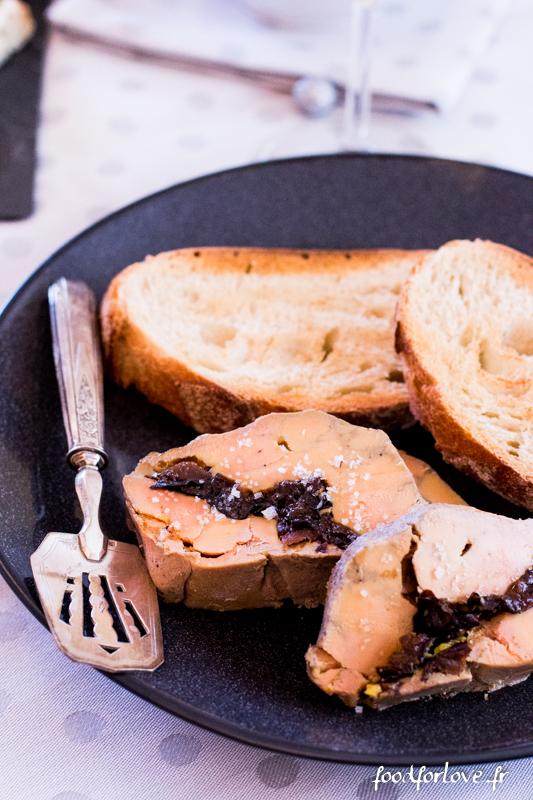 foie gras pruneaux armagnac labeyrie