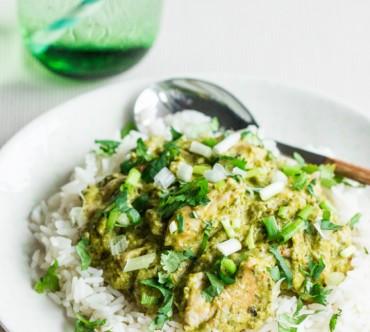 Le Curry Vert de Leïla