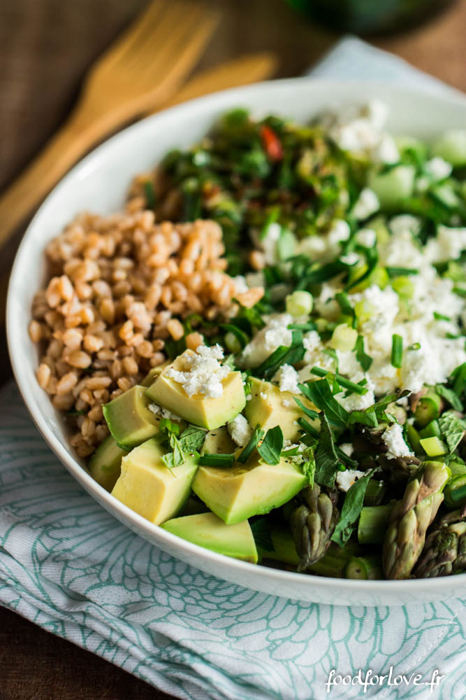 assiette complete toute verte (2 sur 7)