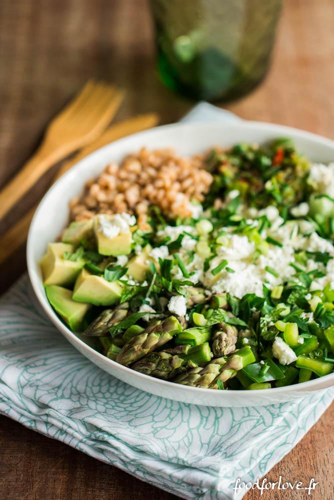 assiette complete toute verte (4 sur 7)