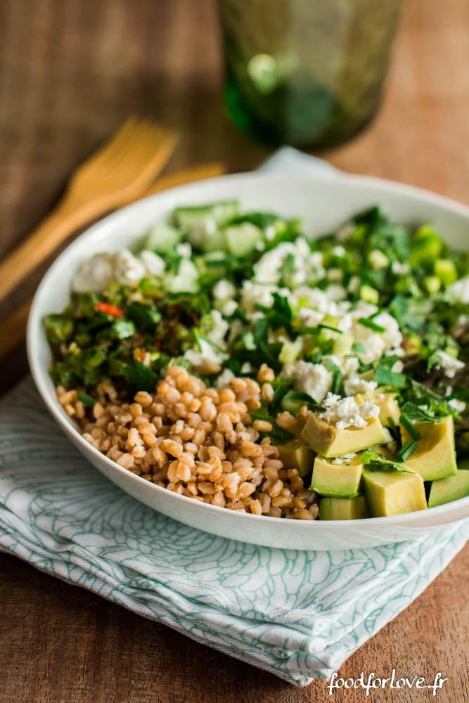 assiette complete toute verte (5 sur 7)