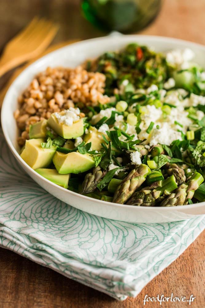 assiette complete toute verte (7 sur 7)