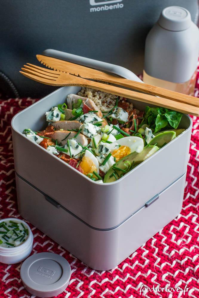 salad cobb mon bento (1 sur 10)