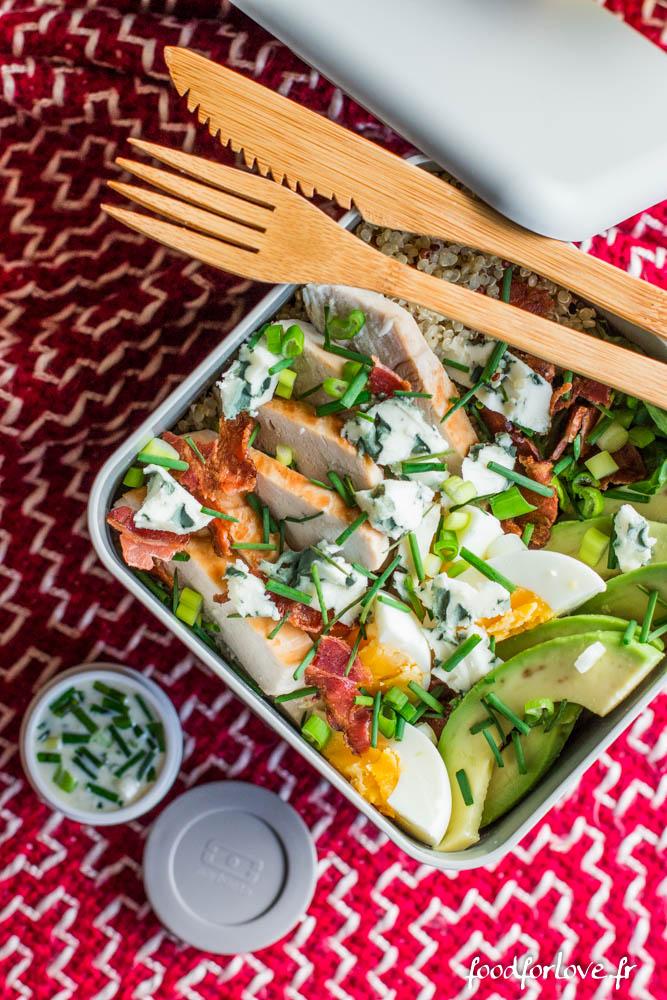 salad cobb mon bento (3 sur 10)