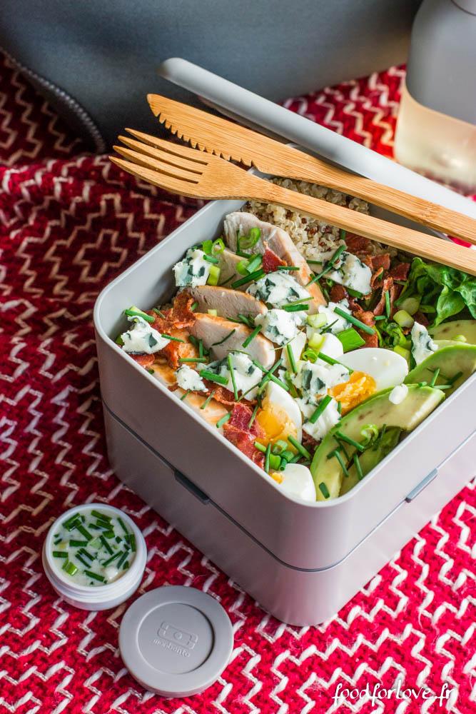 salad cobb mon bento (6 sur 10)