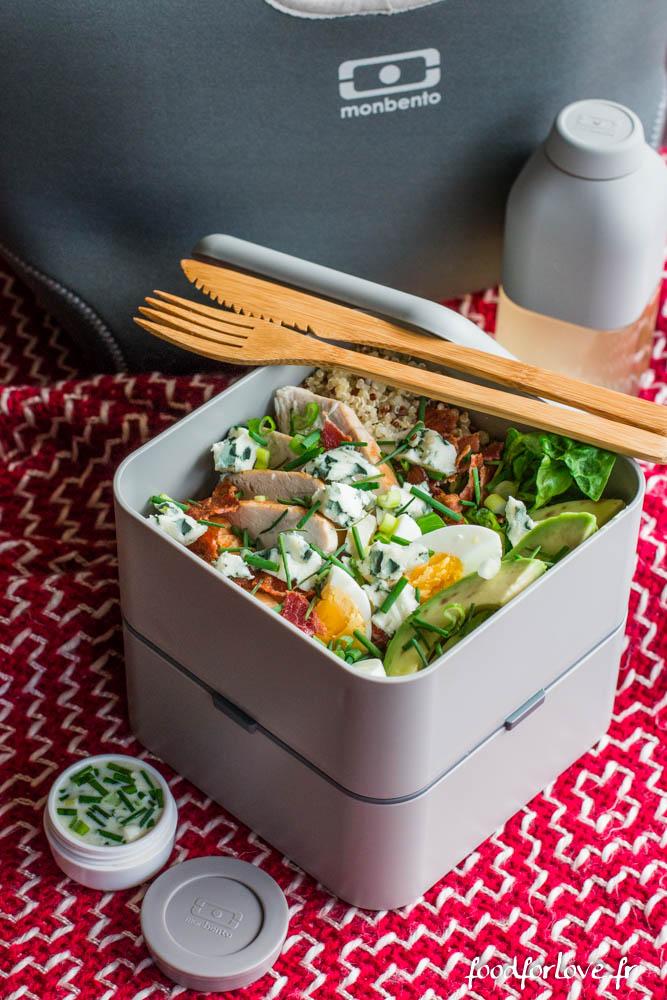 salad cobb mon bento (7 sur 10)