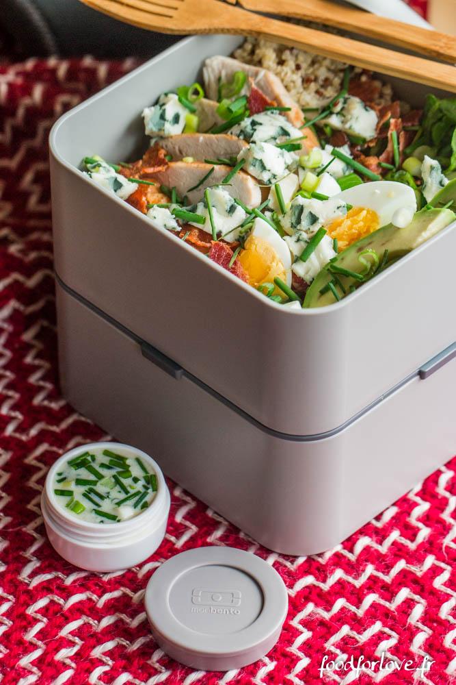 salad cobb mon bento (8 sur 10)