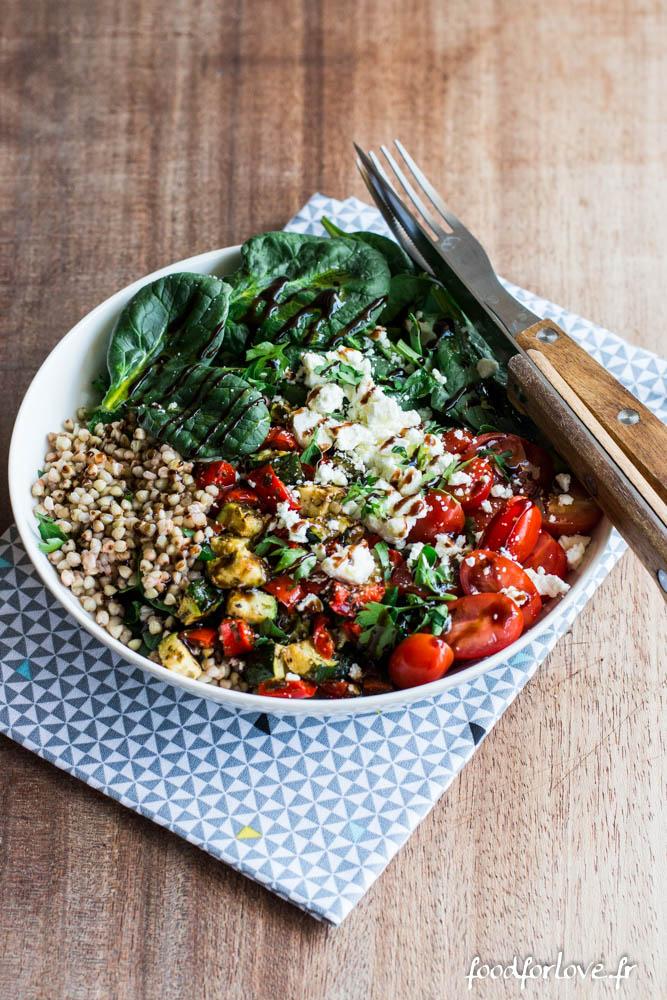 assiette complete legumes grilles (5 sur 7)