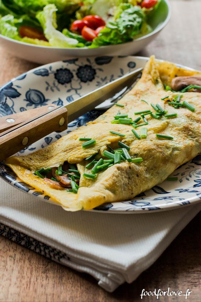 omelette jambon champi oignon (4 sur 7)