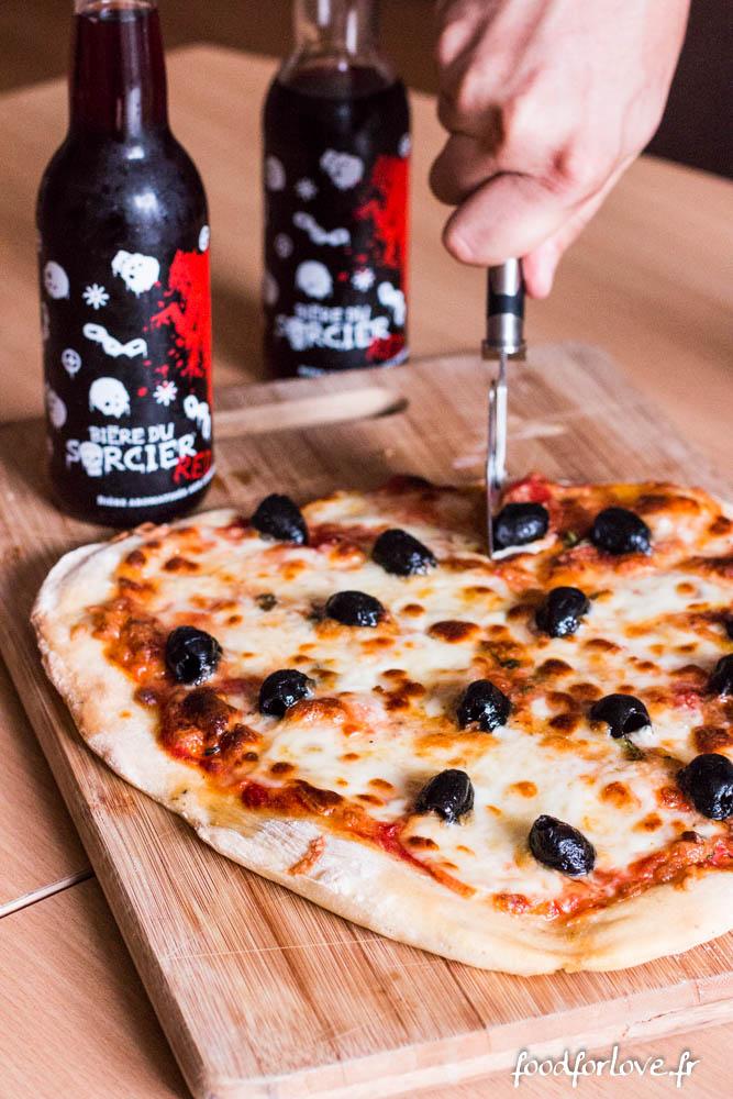 pizza margherita biere sorcier (3 sur 14)