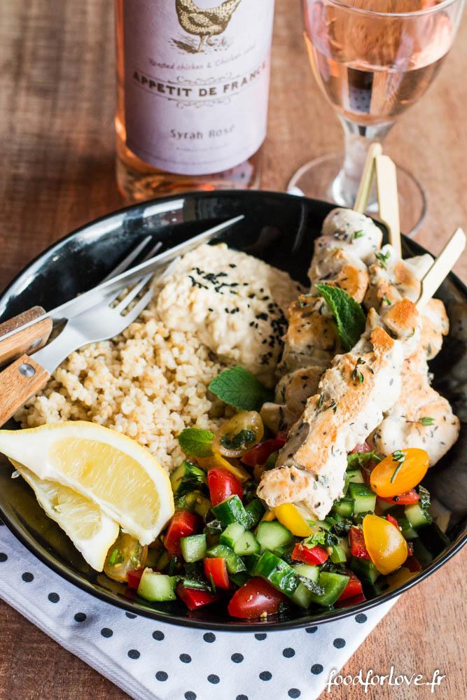 assiette complete libanaise vinadeis (2 sur 6)