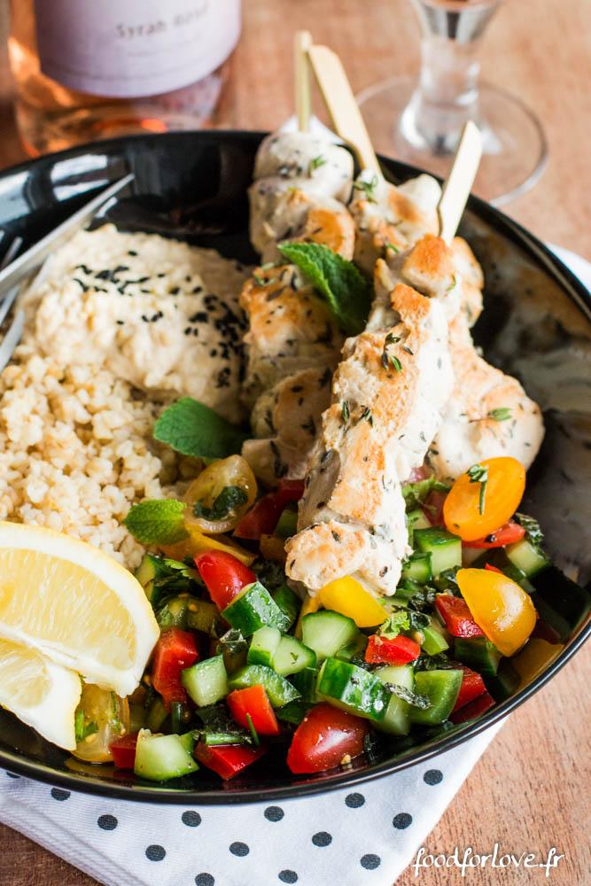 assiette complete libanaise vinadeis (6 sur 6)