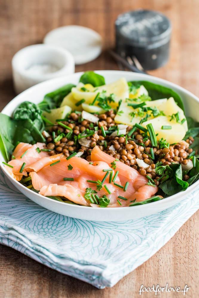 salade lentilles pdt saumon reflets de france (4 sur 6)