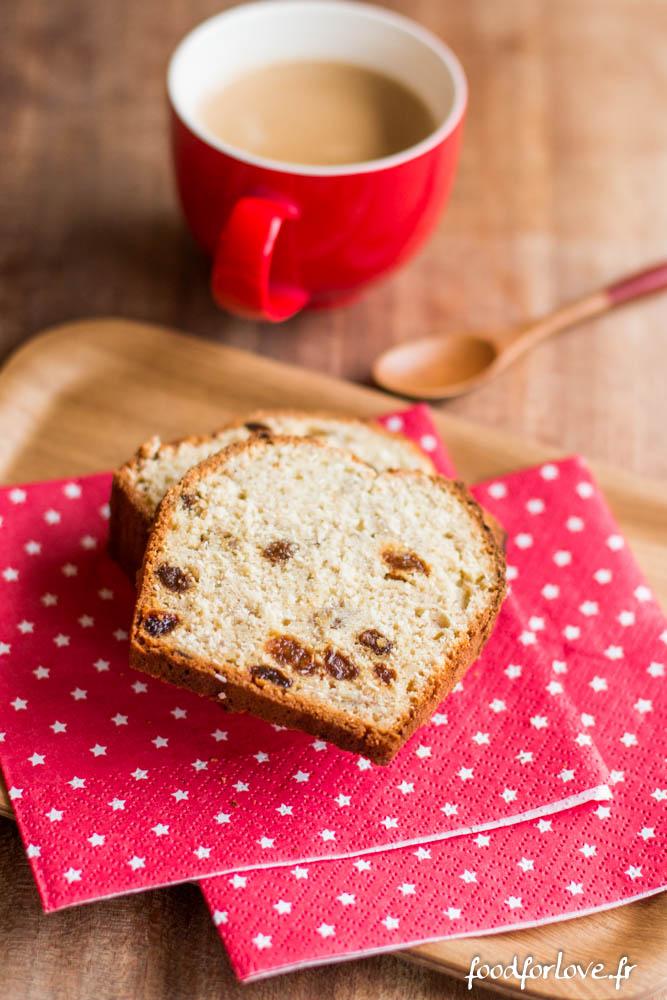 cake sans gluten banane coco rhum raisins (6 sur 8)