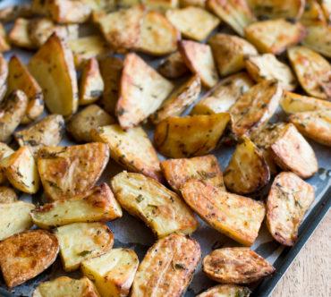 Les meilleures patates rôties du monde