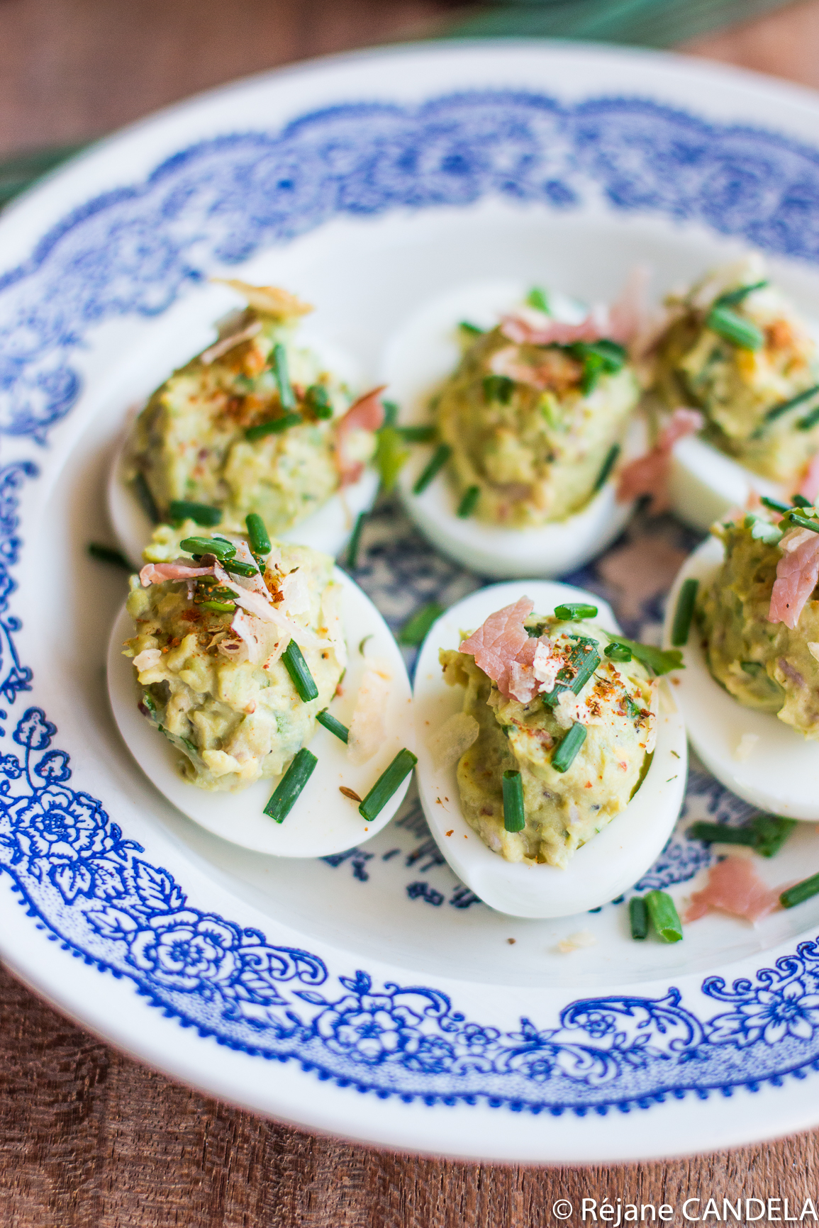 BACON AVOCADO DEVILED EGGS-3