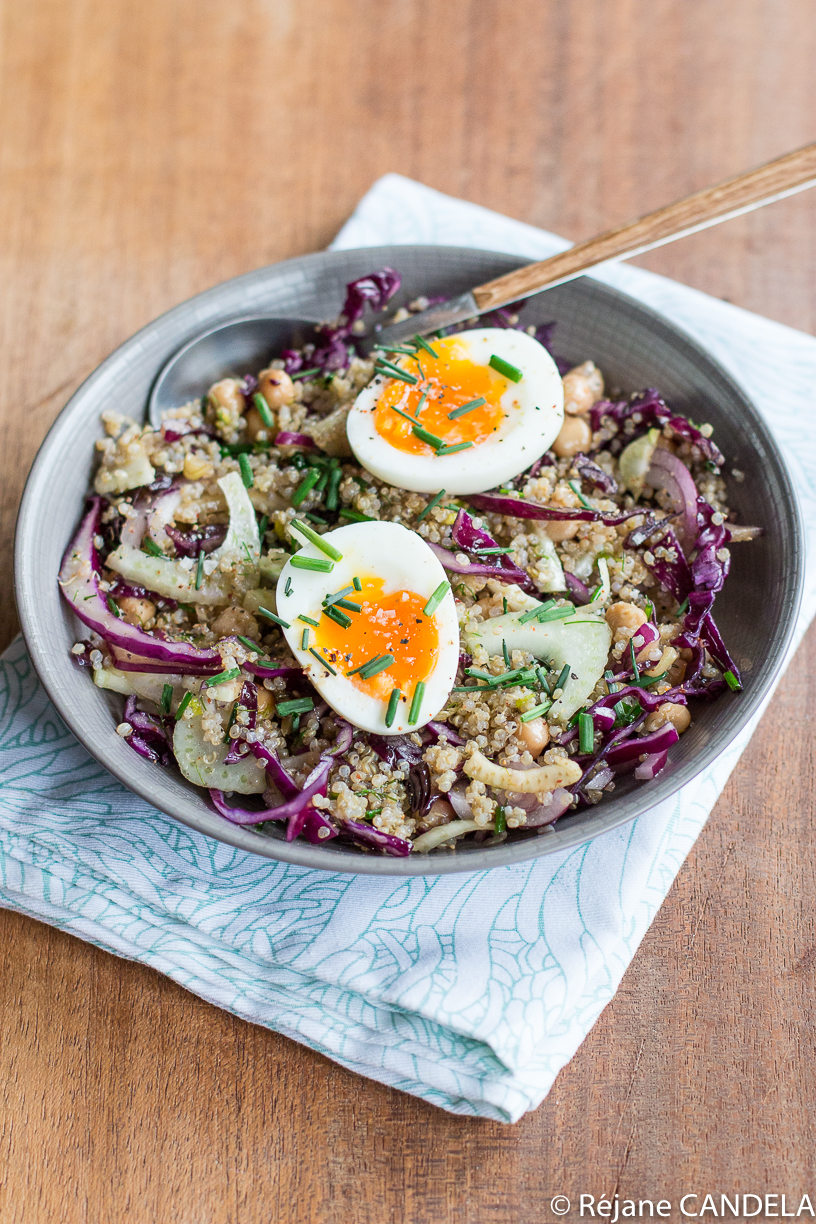 SALADE CHOU FENOUIL POIS CHICHE OEUF-7