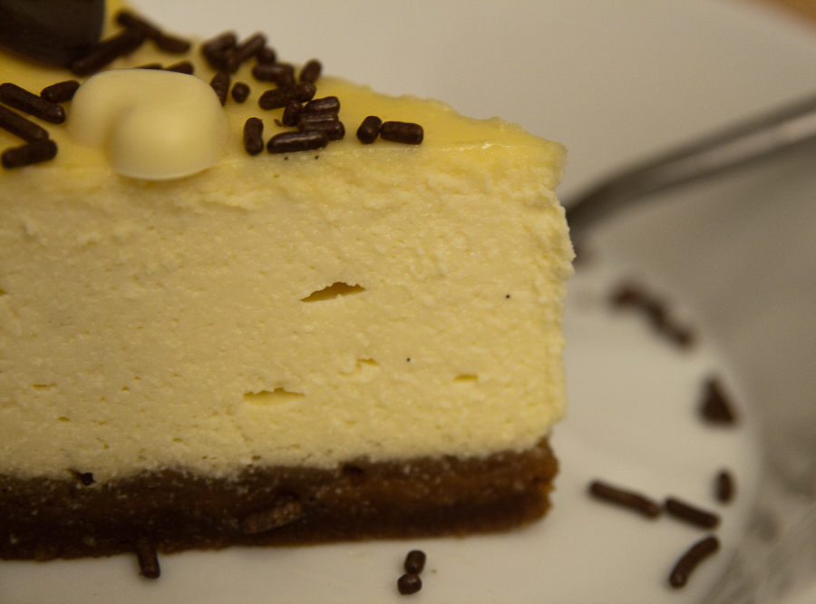 Cheesecake Chocolat Blanc et Speculoos - Food for Love