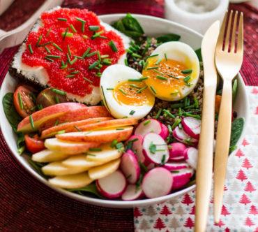 Assiette Complète Danoise
