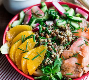 Assiette Complète Vitamine C