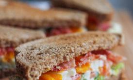BELT, Bacon Egg Lettuce & Tomato