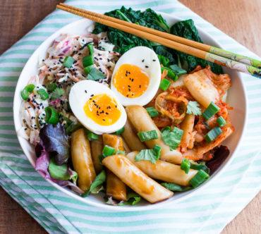 Assiette Complète Coréenne